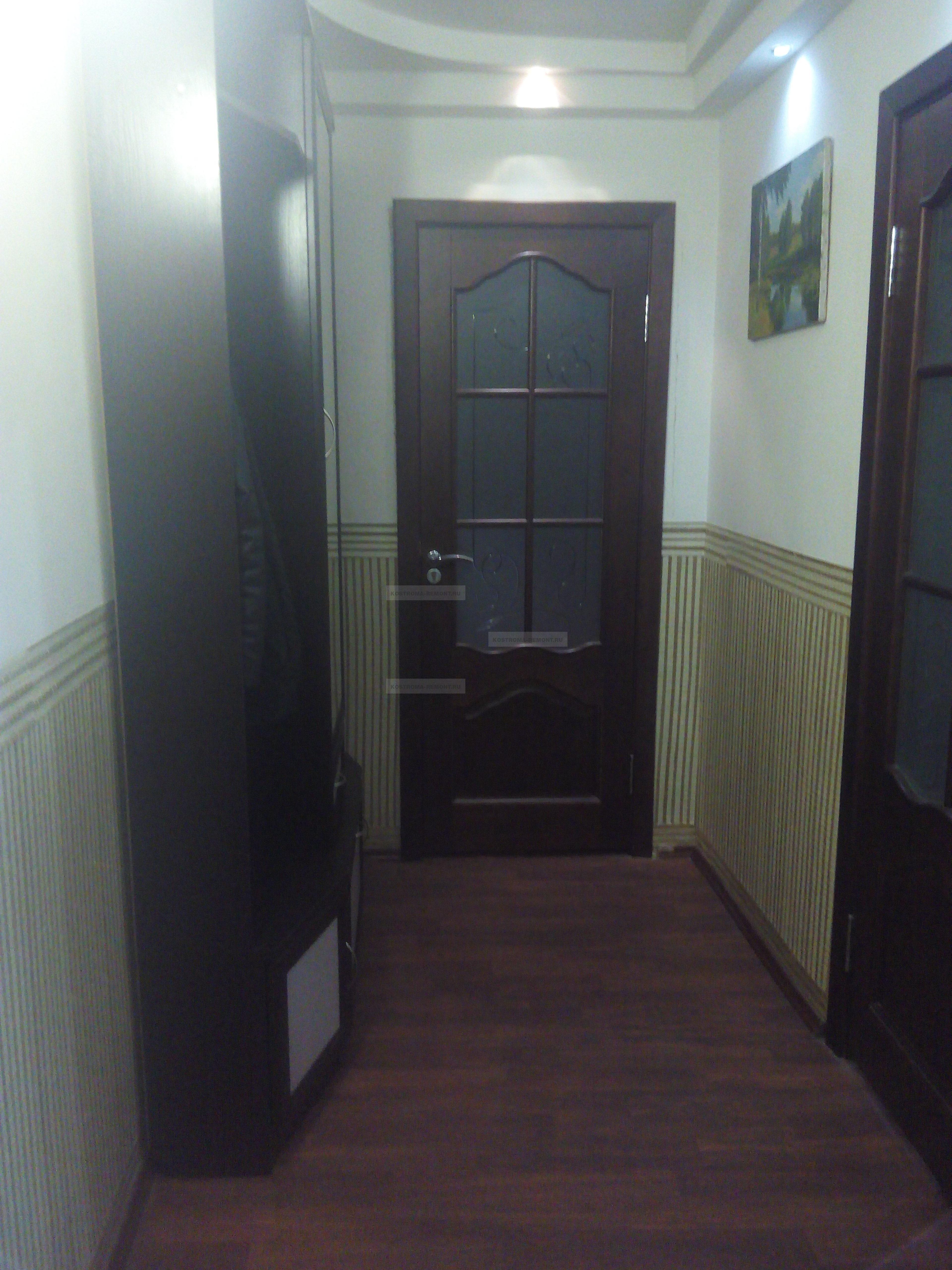 красивые ремонт коридора в квартире фото комсомольска шесте